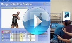 Thoracic ROM Range of Motion Test Demo Thumb